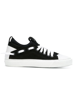 Bruno Bordese lace-up sneakers - Black