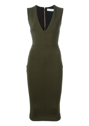 Victoria Beckham 'Denise' dress - Green