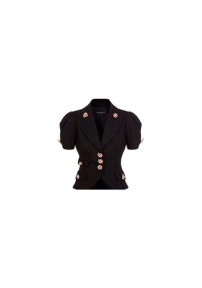 Dolce & Gabbana Cropped jacket - Unavailable