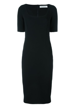 Victoria Beckham back zip dress - Black
