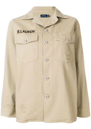 Polo Ralph Lauren Military shirt - Nude & Neutrals