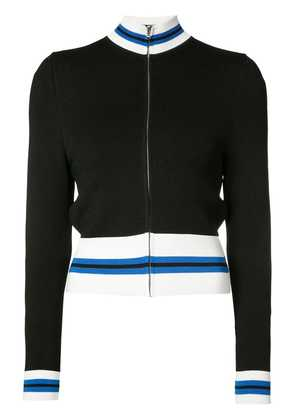 Creatures Of The Wind zipped jumper - Black