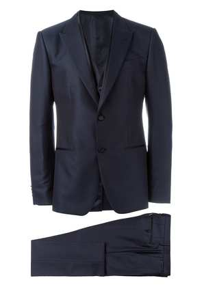 Dolce & Gabbana three piece suit - Blue
