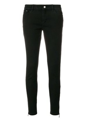 Michael Michael Kors cropped trousers - Black
