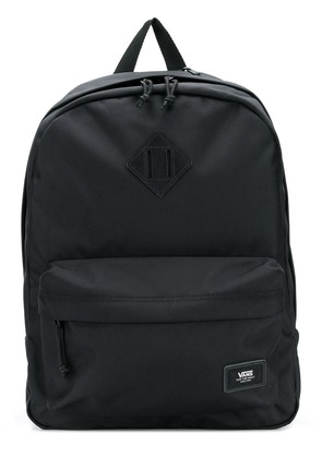 Vans logo backpack - Black