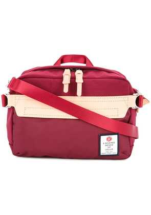 As2ov Hi Density mini shoulder bag - Red