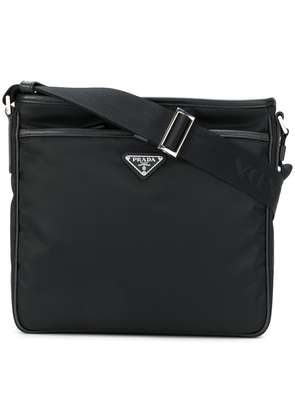 Prada nylon shoulder bag - Black