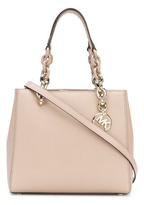 Michael Michael Kors chunky chain strap bag - Nude & Neutrals