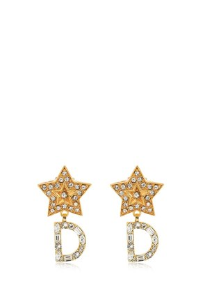 DG STARS CRYSTAL EARRINGS