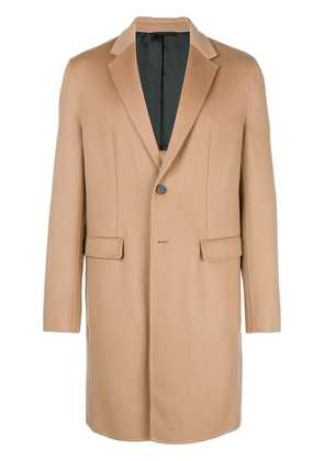 Joseph single breasted coat - Neutrals