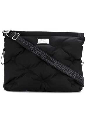 Maison Margiela large padded shoulder bag - Black