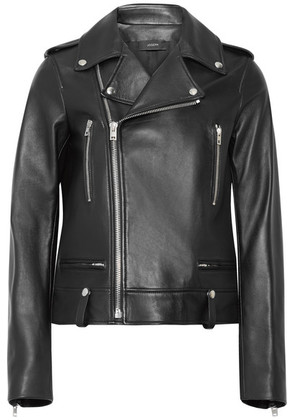 Joseph - Ryder Leather Biker Jacket - Black