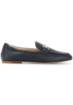 Tod's Double T loafers - Blue