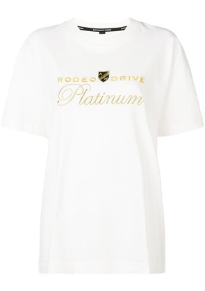 Alexander Wang Rodeo Drive T-shirt - White