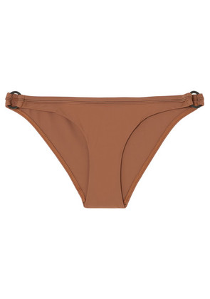 Matteau - The Ring Bikini Briefs - Tan