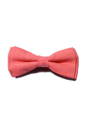Boys' Dot Bow Tie, Pink