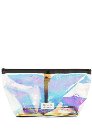 MEDIUM IRIDESCENT BAG COVER