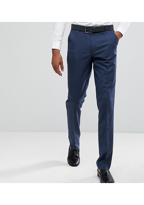ASOS TALL Slim Suit Trousers In Mid Blue - Mid blue