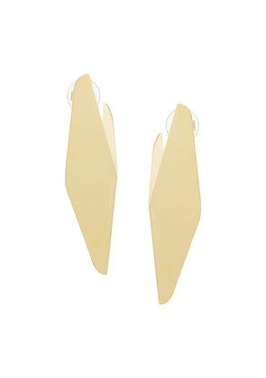 Gaviria Apolo earrings - Metallic