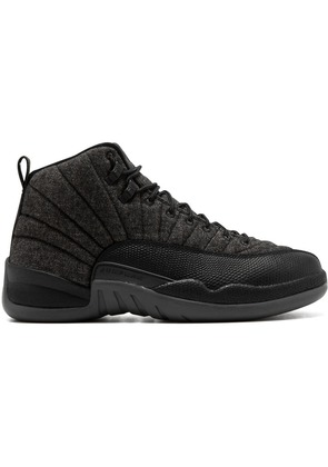 Jordan Air Jordan 12 Retro Wool - Black