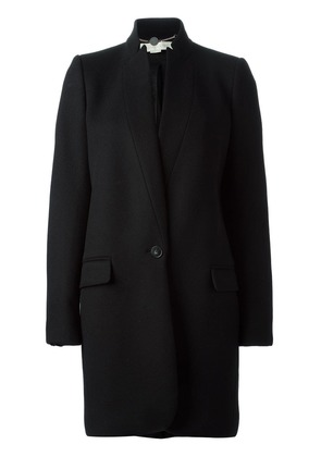 Stella McCartney classic coat - Black