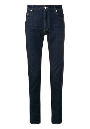Love Moschino skinny-fit jeans - Blue
