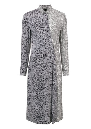 Rag & Bone Karen printed dress - Grey