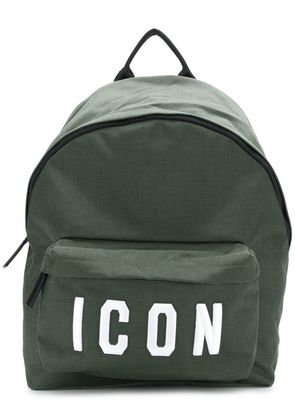 Dsquared2 Icon backpack - Green