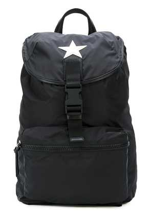 Givenchy star patch backpack - Black
