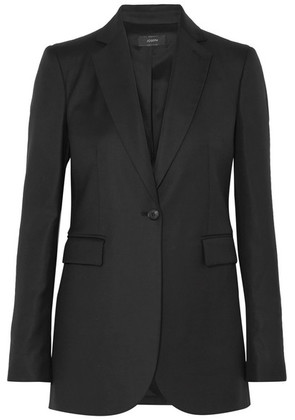 Joseph - Laurent Wool-twill Blazer - Black