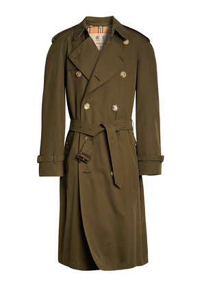 Burberry Heritage Refresh Classic Raglan Trench