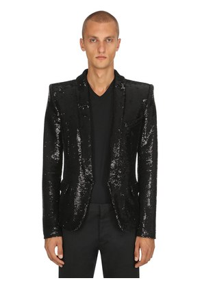 PAGODES SEQUINED BLAZER