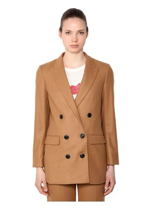 ELLIE VIRGIN WOOL BLAZER