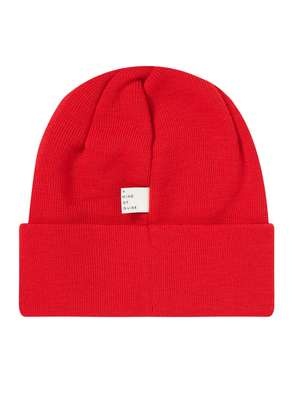 A Kind of Guise Merino Wool Beanie Red