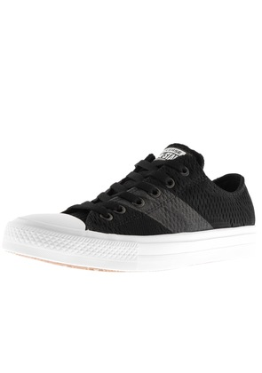 Converse Chuck Taylor II OX Trainers Black