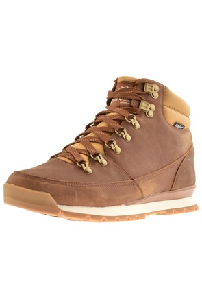 The North Face Back To Berkeley Boots Brown