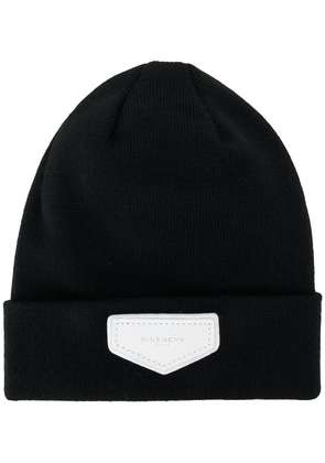 Givenchy classic beanie hat - Black