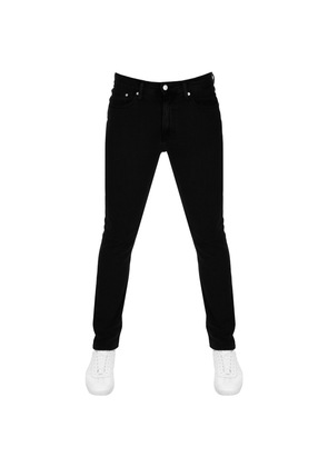 Calvin Klein 026 Slim Fit Jeans Black
