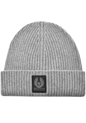 Belstaff Seabrook Beanie Hat Grey