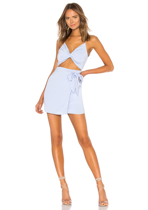Kamryn Side Tie Dress