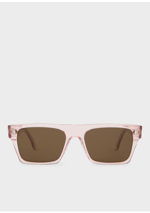 Cutler And Gross + Paul Smith - Tuna Pink Sunglasses - Limited Edition