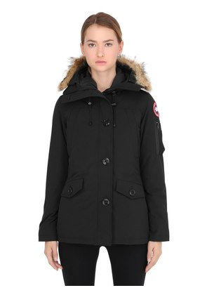 RIDEAU DOWN PARKA W/ FUR TRIM