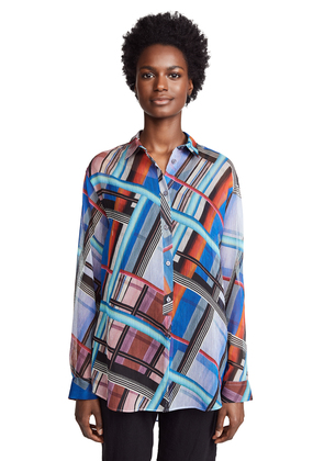 Paul Smith Multicolor Button Down Top