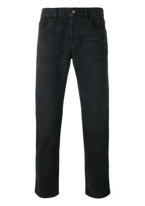 Gucci cropped jeans - Black