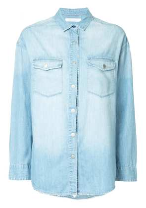 Nobody Denim Scout Shirt Broken In - Blue