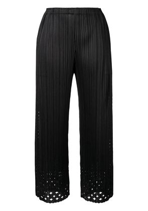 Pleats Please By Issey Miyake PP88JF77315 - Black
