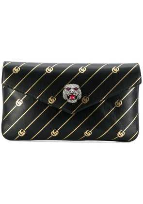 Gucci envelope style clucth - Black