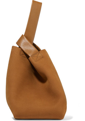 Theory - Urban Small Nubuck Tote - Tan