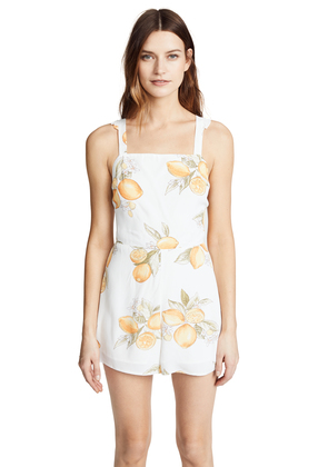 For Love & Lemons Lemonade Romper