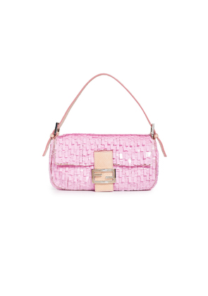 What Goes Around Comes Around Fendi Acrylic Baguette